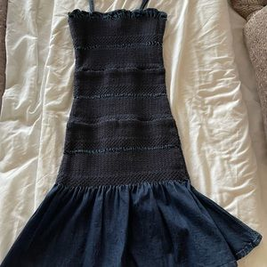 Seed Heritage Denim Dress